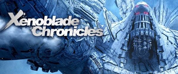 xenoblade logoXenoblade Chronicles Logo