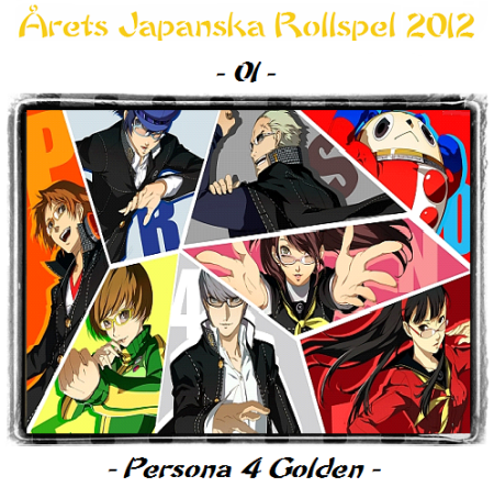 01. Persona 4 Golden