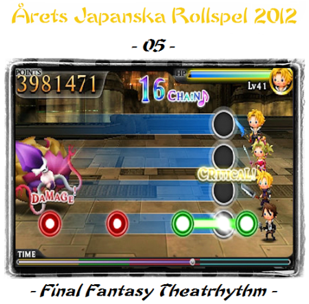 05. Final Fantasy Theatrhythm