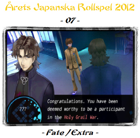 07. Fate Extra