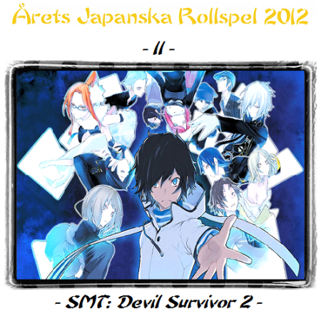 11. SMT - Devil Survivor 2