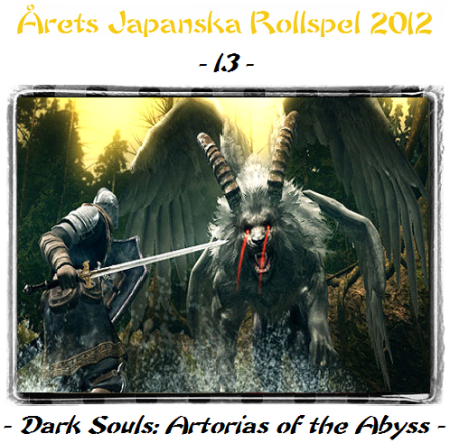 13. Dark Souls - Artorias of the Abyss