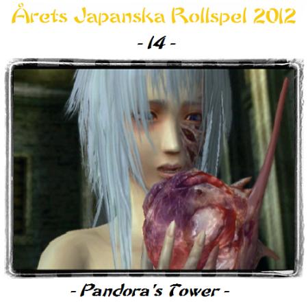 14. Pandora's Tower