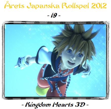 19. Kingdom Hearts 3D