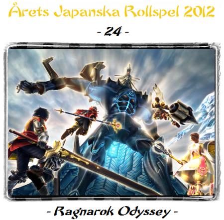 24. Ragnarok Odyssey