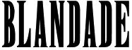 Blandade