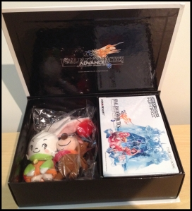 FF Crystal Chronicles Deluxe (Inside)