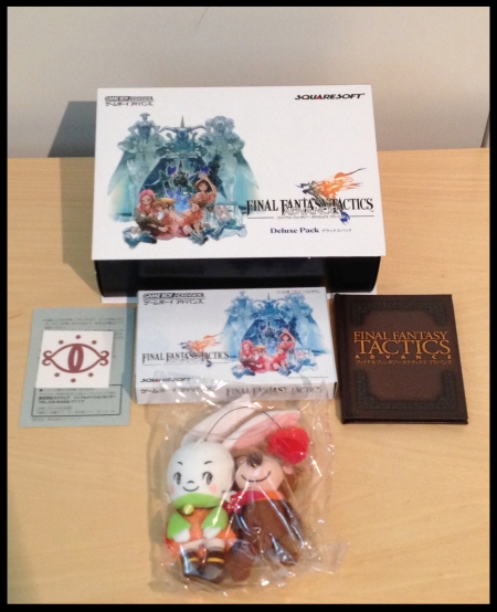 FF Crystal Chronicles Deluxe
