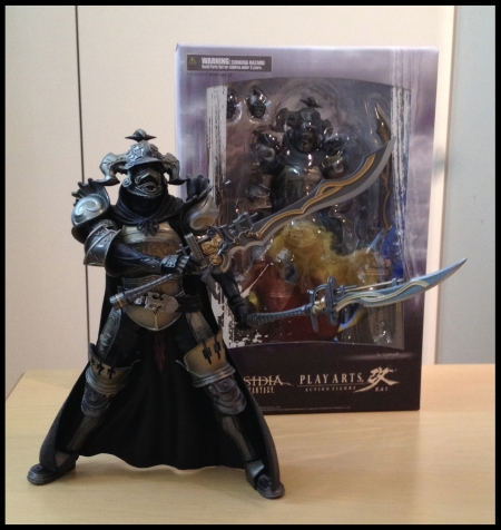 FF Dissidia Judge
