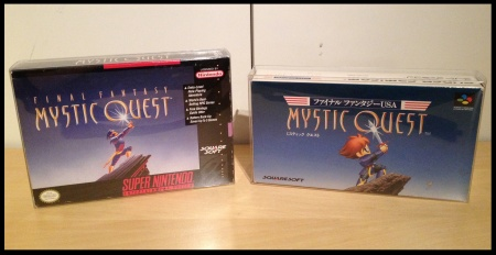 FF Mystic Quest (SNES:SFC)