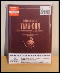 FF Vana-Con (DVD)