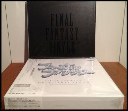 FF Vinyls, Orchestral Album (Ost:Blu-Ray)