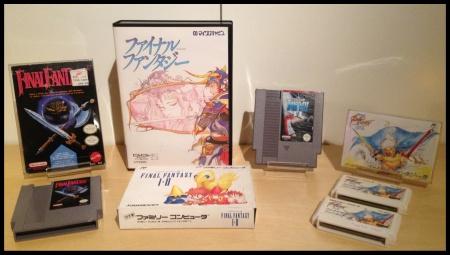 FF1-3 (NES, MSX)