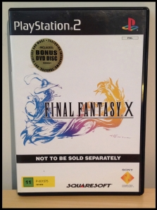 FF10 Not to be sold separately