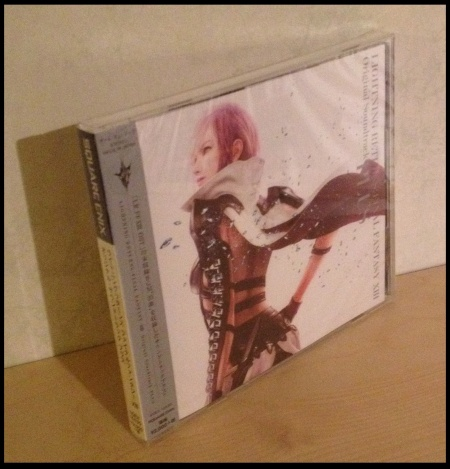 FF13 LR Original Soundtrack Plus