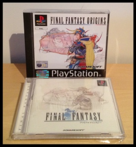 FF1,Origin (JP, EU)