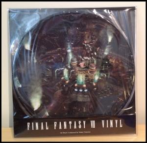 FF7 Vinyls