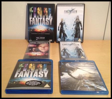 FFAC, FFSW (DVD:UMD:Blu-Ray)